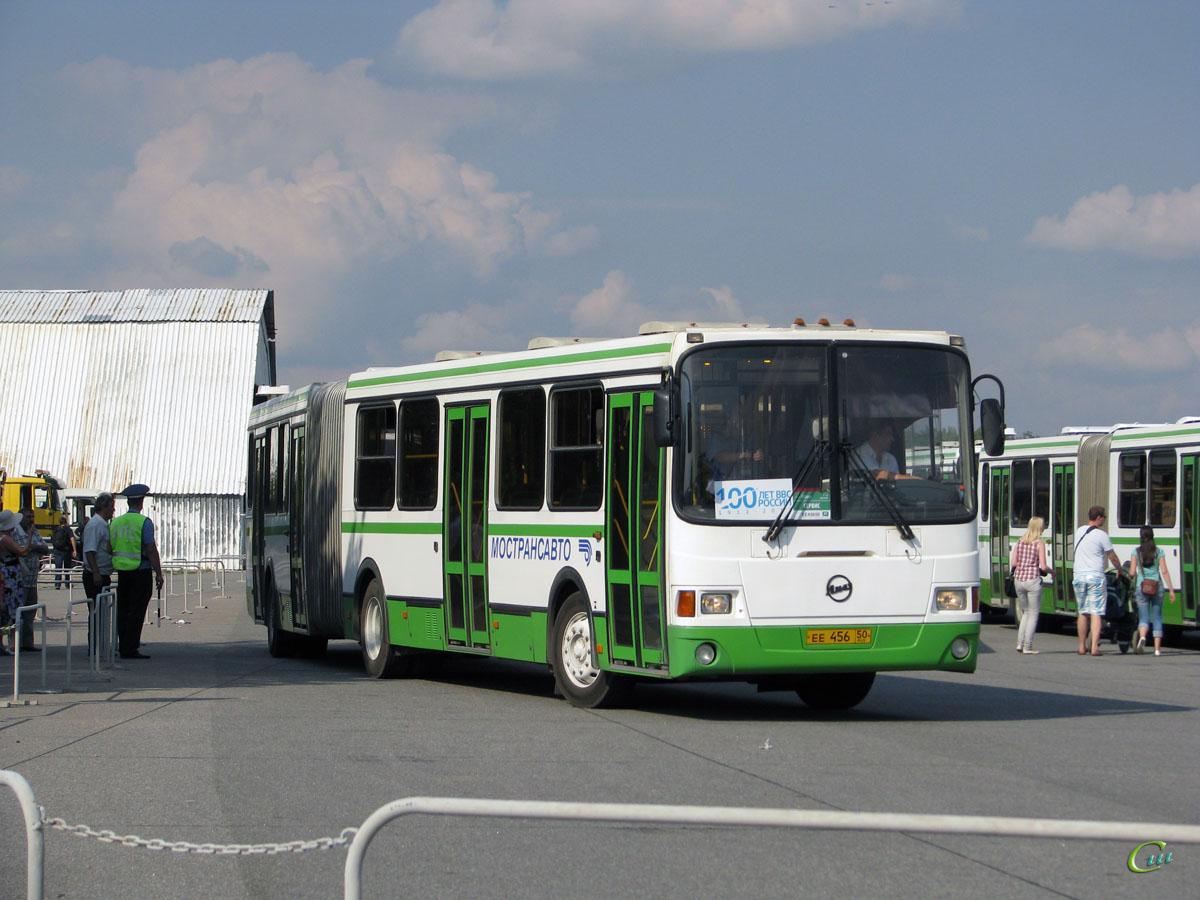Жуковский. ЛиАЗ-6212.01 ее456
