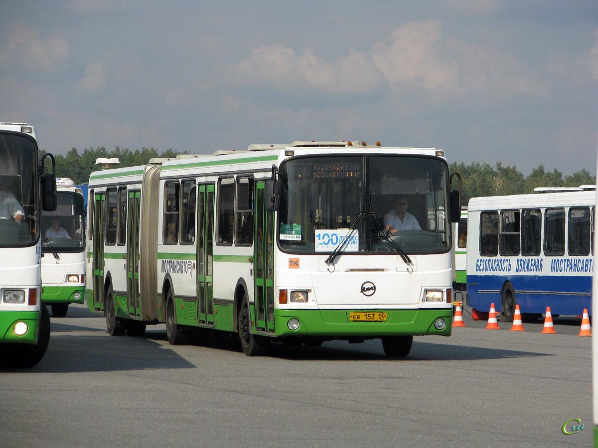 Жуковский. ЛиАЗ-6212.01 ев153