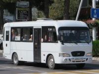 Анапа. Hyundai County LWB а004су