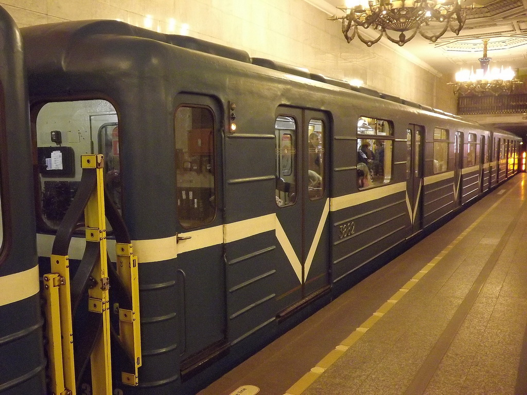 Санкт-Петербург. Ем (ЛВЗ)-3882