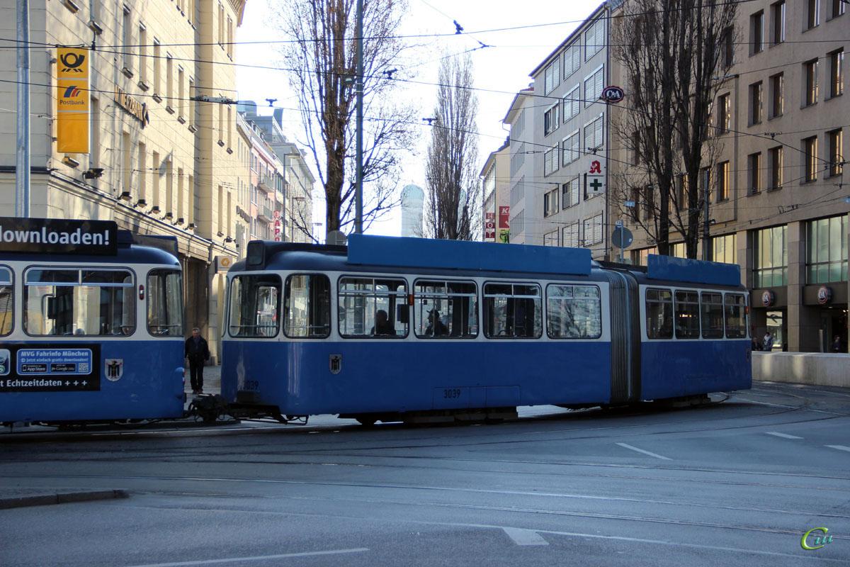 Мюнхен. Rathgeber P3.17 №3039
