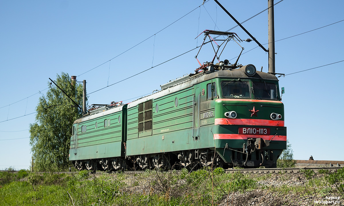 Санкт-Петербург. ВЛ10-1113