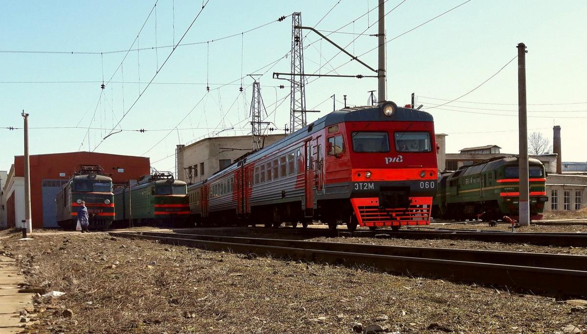 Тверь. ЭТ2М-060