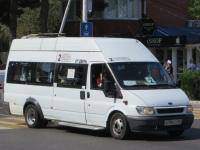 Анапа. Самотлор-НН-3236 (Ford Transit) в194ст