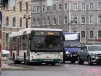 Санкт-Петербург. МАЗ-203.085 т802вк