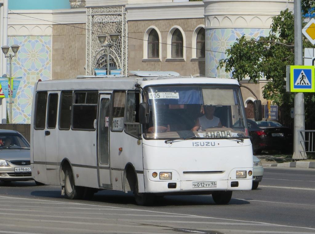 Анапа. Богдан А09210 н012уу