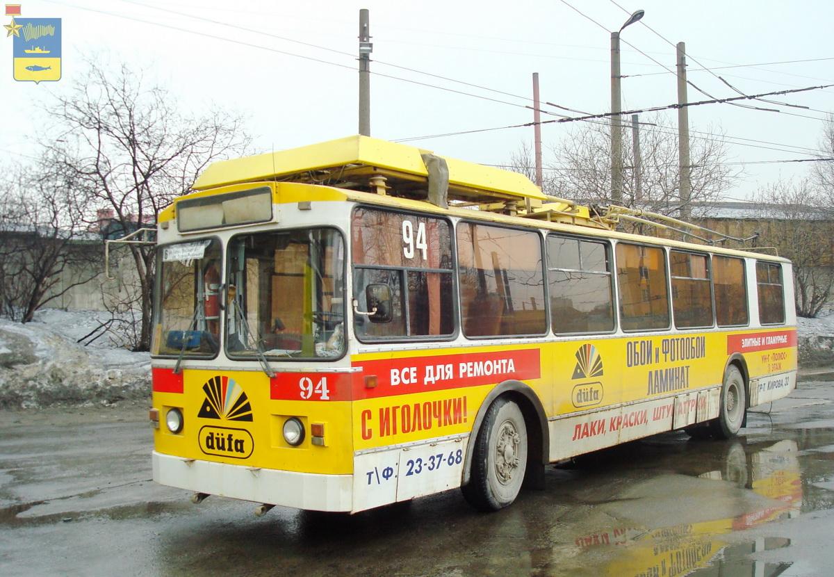 Мурманск. ЗиУ-682 КР Иваново №94