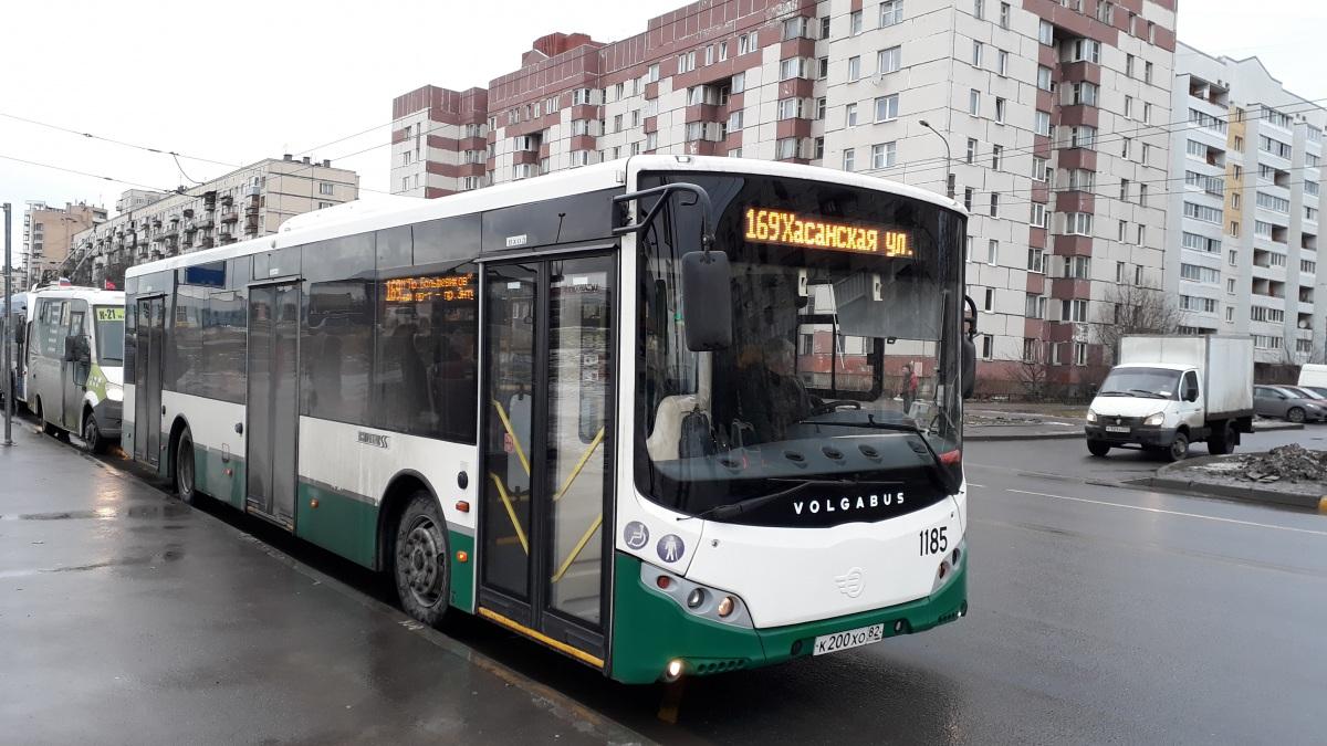 Санкт-Петербург. Volgabus-5270.00 к200хо