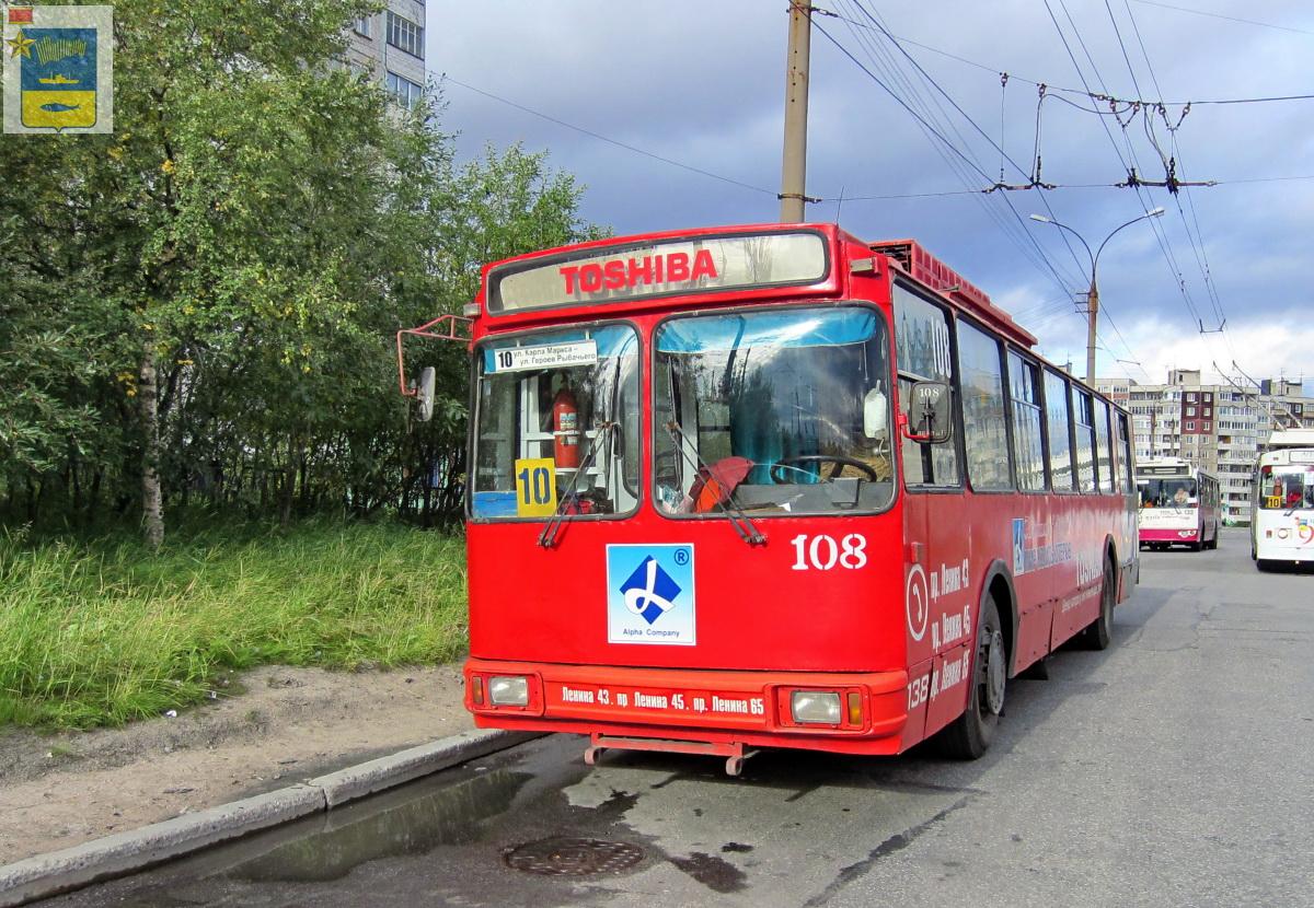 Мурманск. АКСМ-101ПС №108