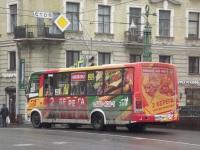 Санкт-Петербург. ПАЗ-320412-05 в465со
