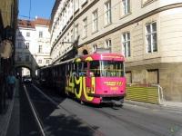 Прага. Tatra T3R.P №8463