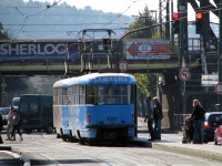Прага. Tatra T3R.P №8393