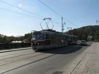 Прага. Tatra T3R.PLF №8252