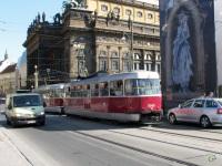 Прага. Tatra T3R.P №8568