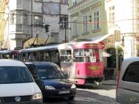 Прага. Tatra T3SU №7012