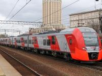 Москва. ЭС2ГП-004