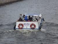 Санкт-Петербург. Пассажирский теплоход Есаул (проект КС-100А) № С3-13-48