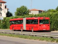 Варна. Mercedes-Benz O405G В 3857 ВК