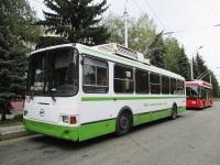 Нальчик. ЛиАЗ-5280 №119, ТролЗа-5265.00 №121