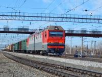 Ялуторовск. 2ЭС6-667