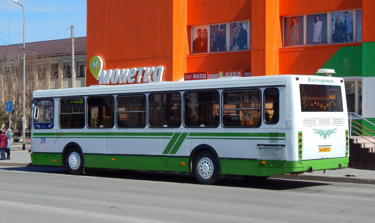 Ялуторовск. ЛиАЗ-5293.00 ам699