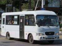 Анапа. Hyundai County LWB а233ма
