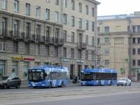 Санкт-Петербург. ТролЗа-5265.08 №6061, АКСМ-32100D №3104
