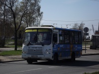 Санкт-Петербург. ПАЗ-320402-05 в601тс