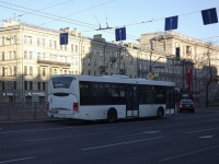 Санкт-Петербург. Scania OmniLink в751ат