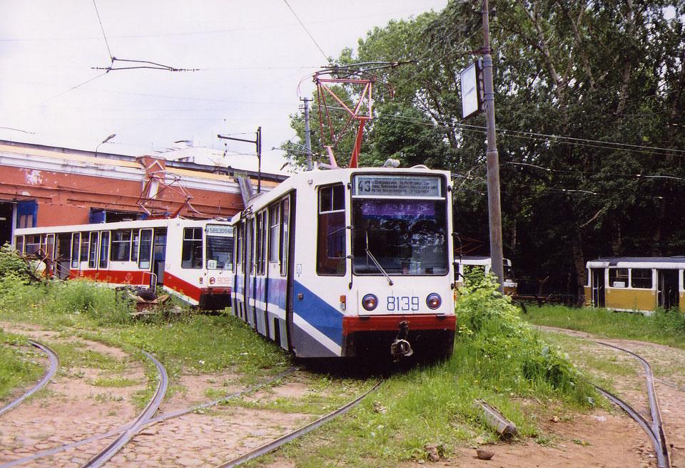 Москва. 71-608К (КТМ-8) №8085, 71-608К (КТМ-8) №8139