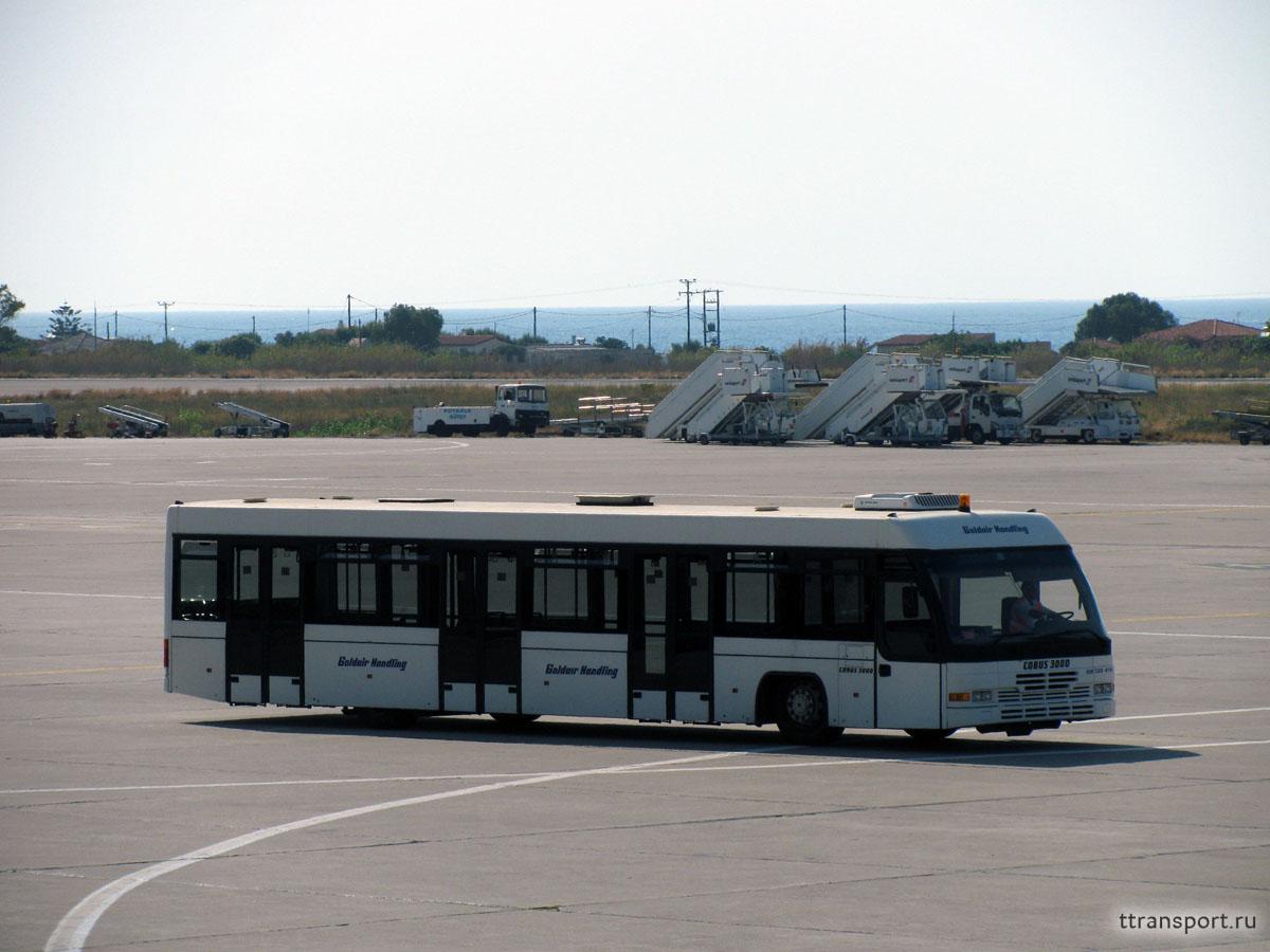 Родос. Cobus 3000 №GH 320419