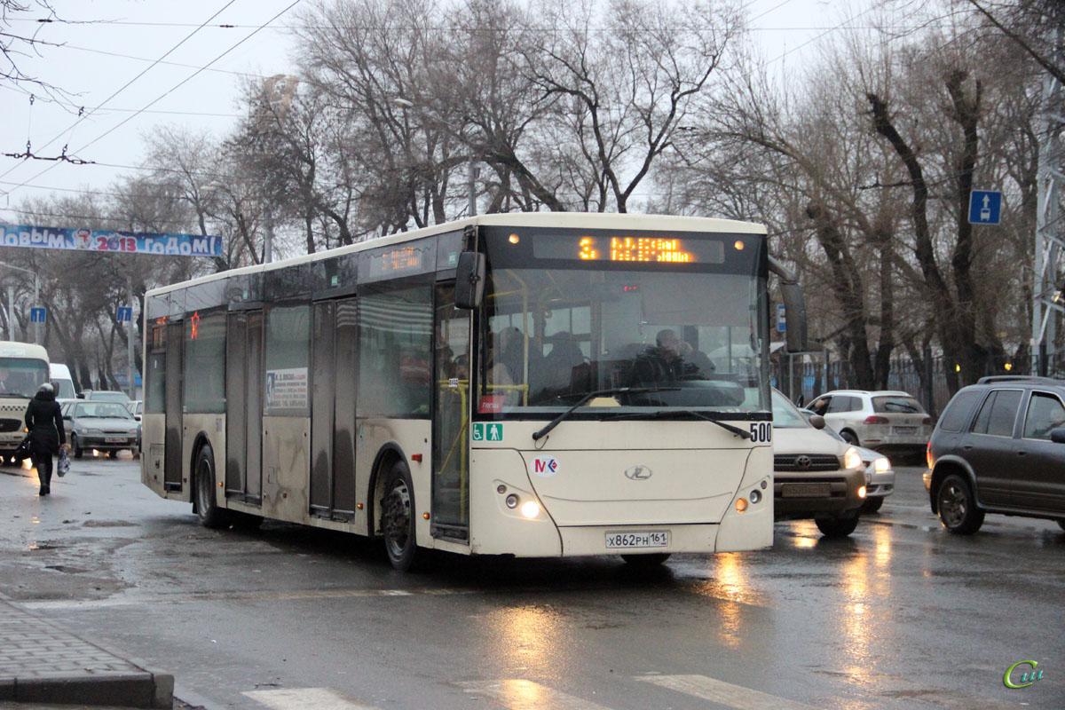 Ростов-на-Дону. РоАЗ-5236 х862рн