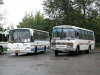 Рыбинск. ПАЗ-4234 в121ем, ПАЗ-4230-02 ав801