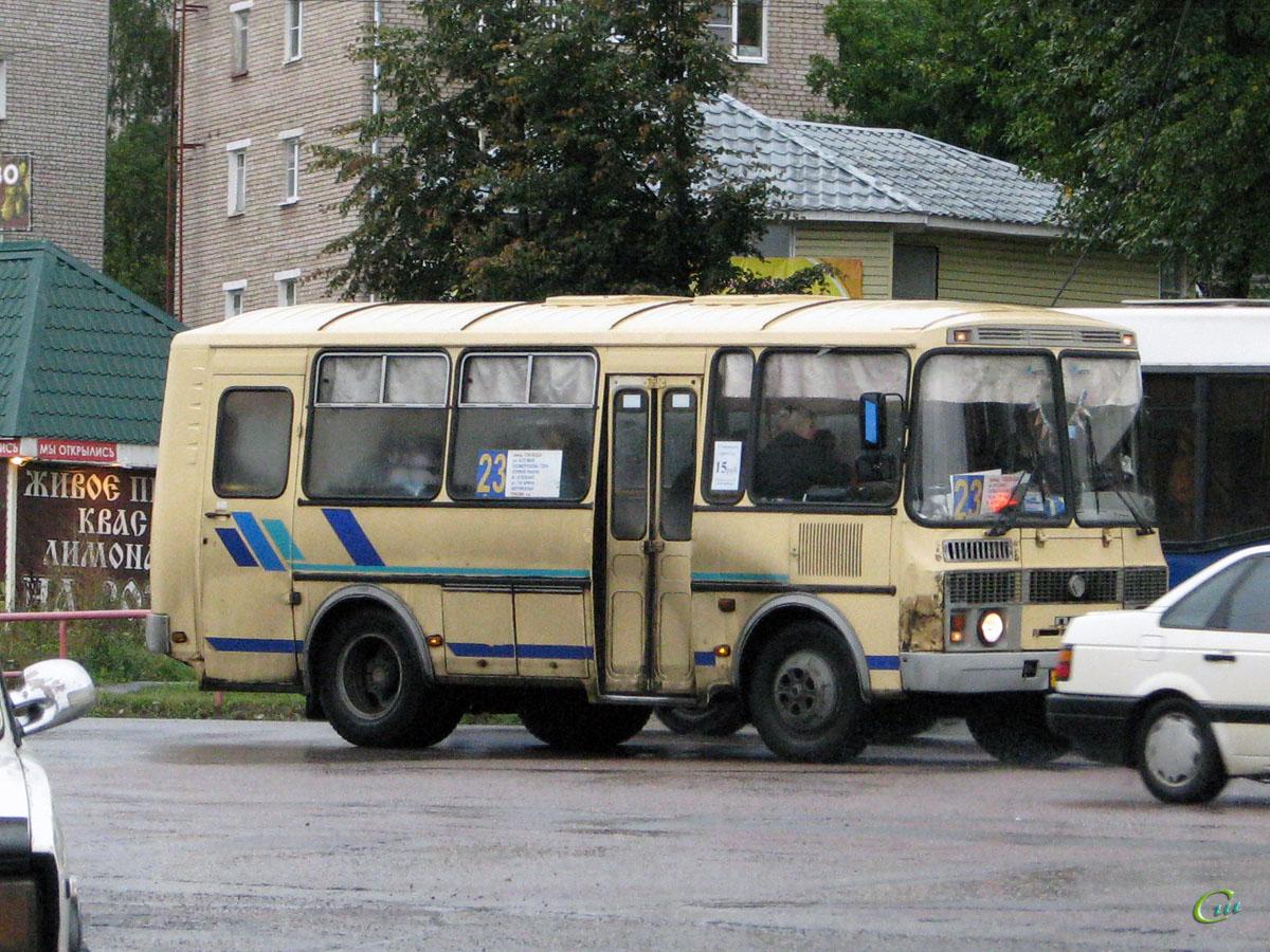 Рыбинск. ПАЗ-32053-07 ве733