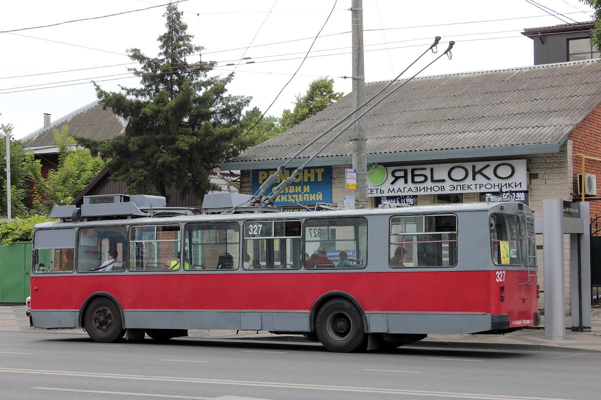 Краснодар. ЗиУ-682В00 №327