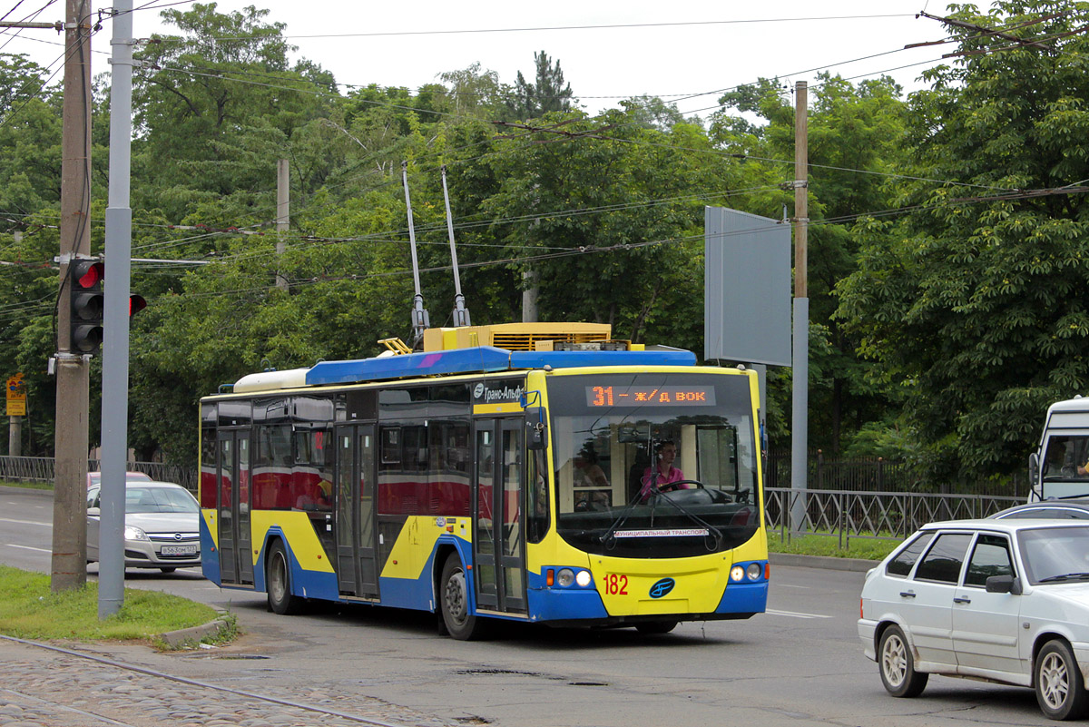 Краснодар. ВМЗ-5298.01 №182
