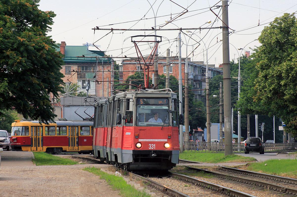 Краснодар. 71-605 (КТМ-5) №331