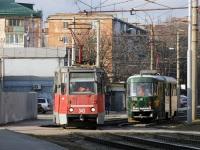 Краснодар. 71-605 (КТМ-5) №343, Tatra T3SU №028