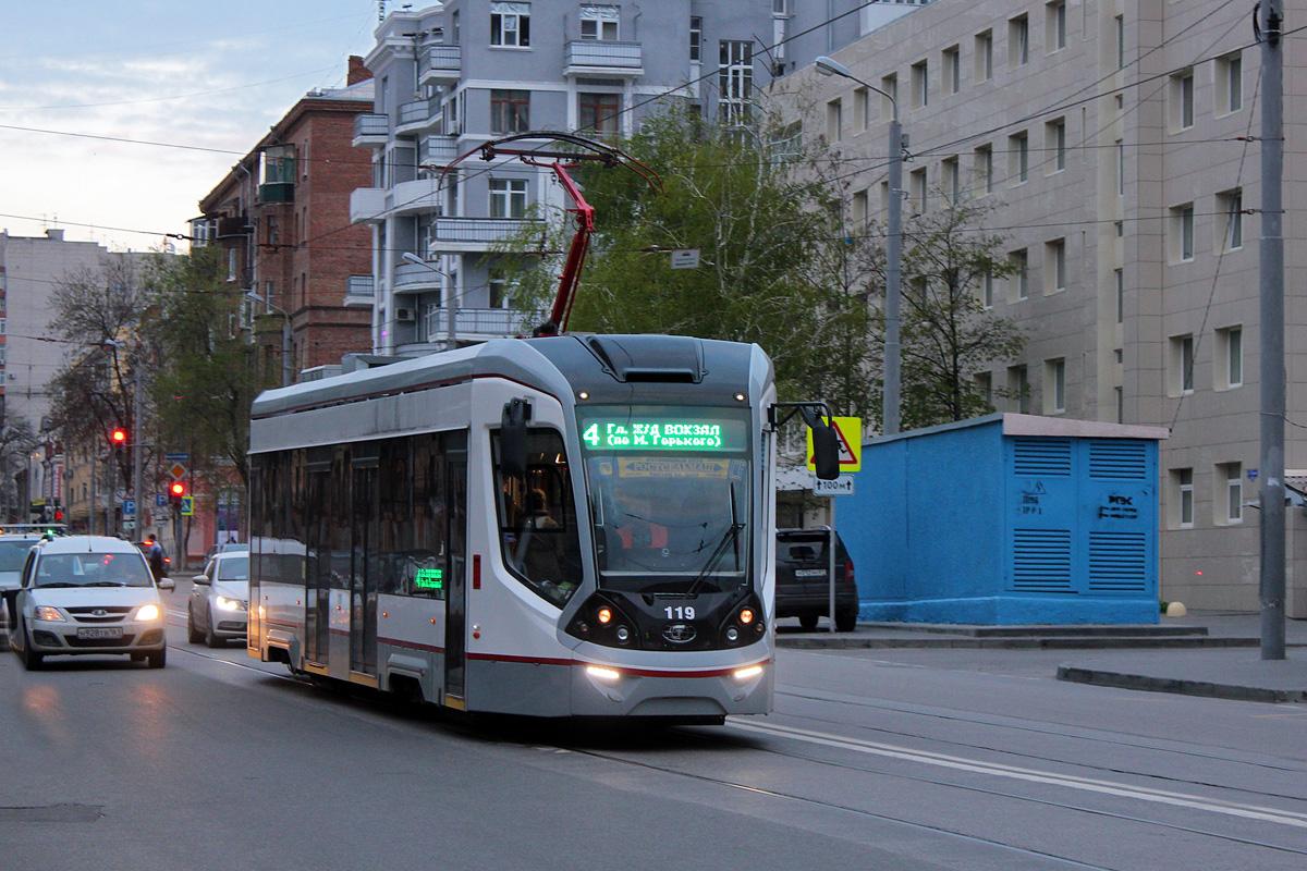 Ростов-на-Дону. 71-911E №119