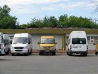 Рязань. Луидор-2236 (Mercedes-Benz Sprinter) е752оу, ГАЗель (все модификации) в795оу, Нижегородец-2227 (Ford Transit) е333ра