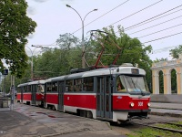 Краснодар. Tatra T3SU №008, Tatra T3SU №012