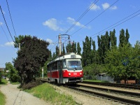 Краснодар. Tatra T3SU №018