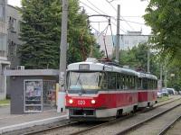 Краснодар. Tatra T3SU №020, Tatra T3SU №015