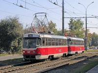 Краснодар. Tatra T3SU №004, Tatra T3SU №027