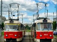 Киев. Tatra T3SUCS №5575, Tatra T3SUCS №6013
