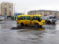 Кемерово. Hyundai County Kuzbass ао805