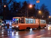 Санкт-Петербург. ЛВС-86К №3469