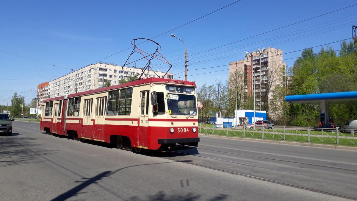 Санкт-Петербург. 71-147К (ЛВС-97К) №5084