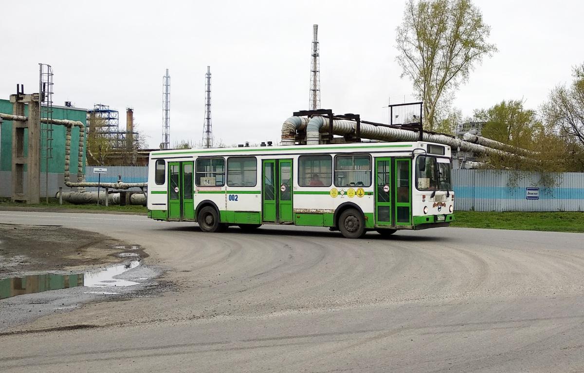 Кемерово. ЛиАЗ-5256.30 е745ое