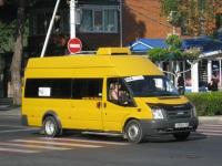 Анапа. Нижегородец-2227 (Ford Transit) н550еа